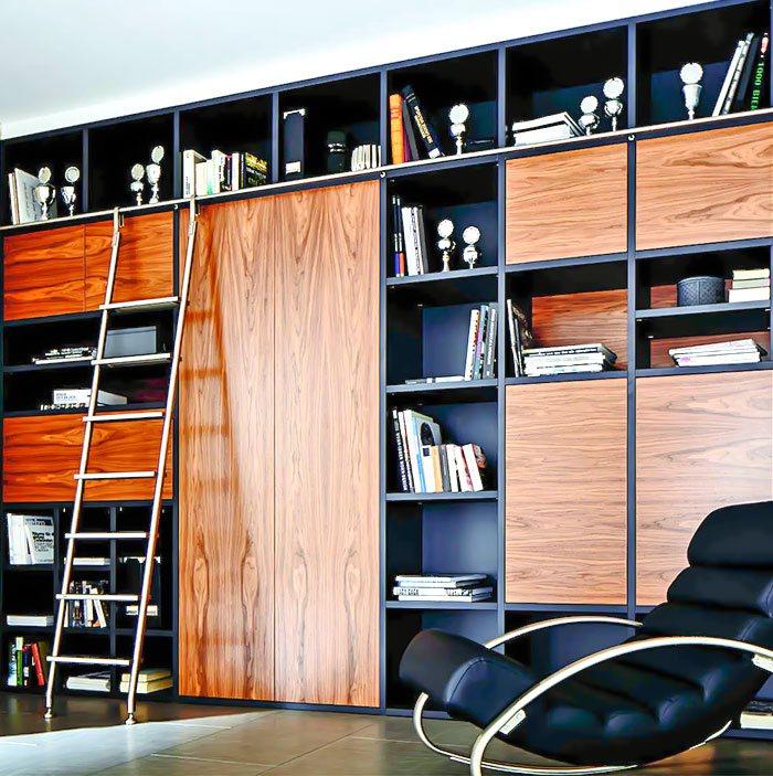 kast-op-maat-boekenkast