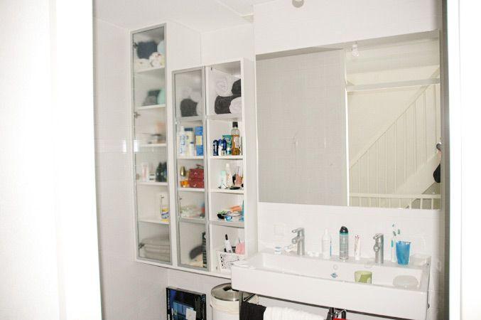Badkamerkast Op Maat.Badkamer Kast Op Maat Modern Uniek Een Kast Op Maat